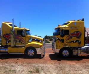 Bus Towing Services Perth WA