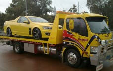 Tilt Tray towing services in Perth, Western Australia